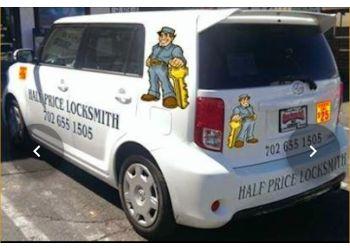 North Las Vegas locksmith Halfprice Locksmith