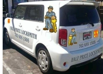 Las Vegas locksmith Halfprice Locksmith of Las Vegas