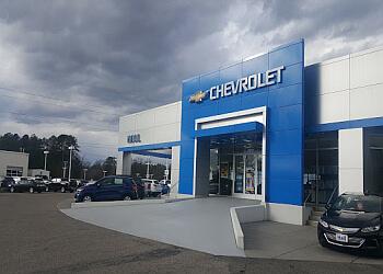 Chesapeake car dealership HALL CHEVROLET