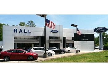 Newport News car dealership Hall Ford Lincoln Newport News