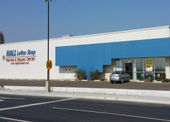Bakersfield printing service Hall Letter Shop, Inc.