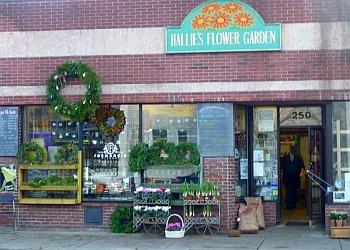 Cambridge florist Hallie's Flower Garden