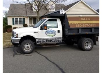 Hartford landscaping company Halls Landscaping