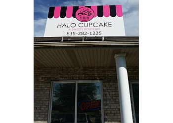 Rockford cake Halo Cupcake