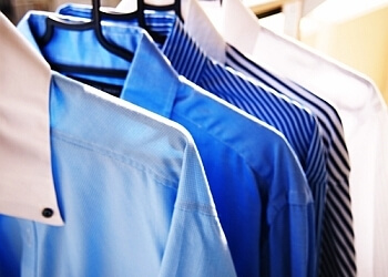 Newark dry cleaner Halsey Cleaners