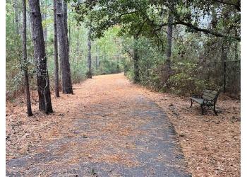Wilmington public park Halyburton Park