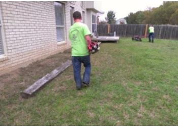 Arlington lawn care service Hamann Landscape Services & Lawn Care Services