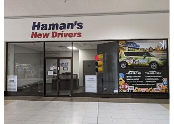 Chattanooga driving school Haman's New Drivers