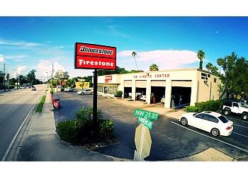 Fort Lauderdale car repair shop Hamill Tire