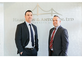 Joliet real estate lawyer Hamilton & Antonsen, Ltd