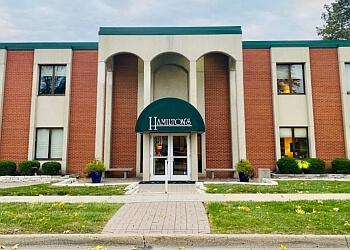 Des Moines funeral home Hamilton's Funeral Home