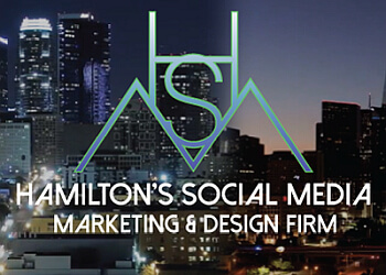 Plano web designer Hamilton's Social Media Marketing & Design Firm
