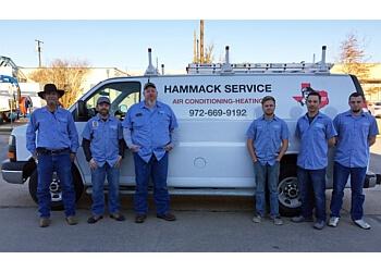 Richardson hvac service Hammack Service Company