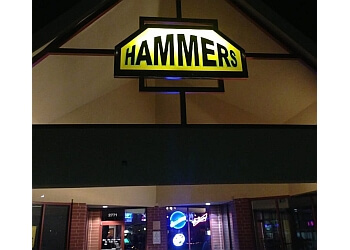 Joliet sports bar Hammers Sports Bar & Grill