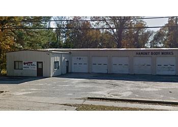 Fayetteville auto body shop HAMONT BODY WORKS