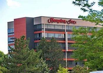 Lakewood hotel Hampton Inn
