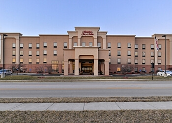 Dayton hotel Hampton Inn & Suites