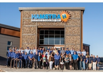 Tucson hvac service Hamstra Heating & Cooling, Inc.