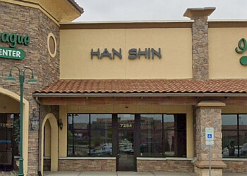 Overland Park japanese restaurant Han Shin Japanese Steakhouse