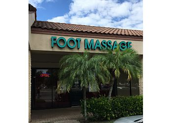 Coral Springs massage therapy Han Ting