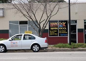 Norfolk driving school Hancock Driving School