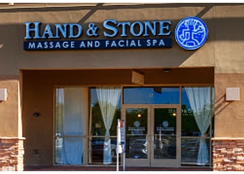 Chandler massage therapy Hand & Stone Massage and Facial Spa