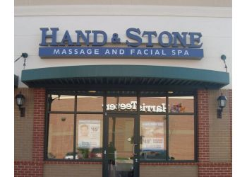 Charlotte massage therapy Hand & Stone Massage and Facial Spa