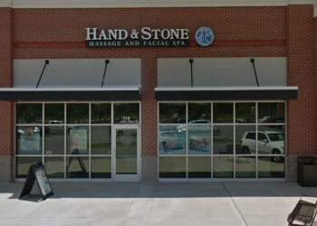 Fayetteville massage therapy Hand & Stone Massage and Facial Spa