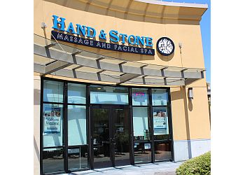 Kent massage therapy Hand & Stone Massage and Facial Spa