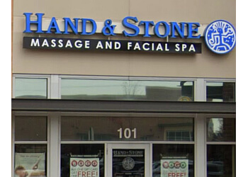 Naperville massage therapy Hand & Stone Massage and Facial Spa