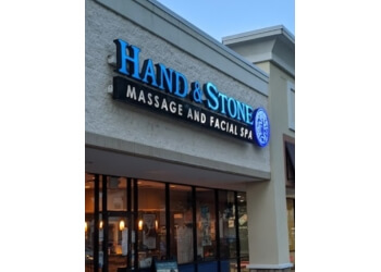 Orlando massage therapy Hand & Stone Massage and Facial Spa