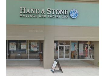 Pembroke Pines massage therapy Hand & Stone Massage and Facial Spa