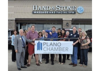 Plano massage therapy Hand & Stone Massage and Facial Spa