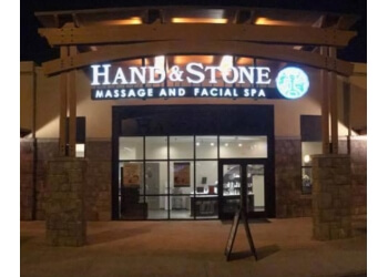 Vancouver massage therapy Hand & Stone Massage and Facial Spa