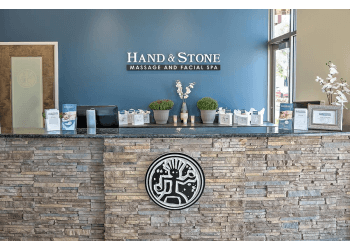 Columbus massage therapy Hand & Stone Massage and Facial Spa Columbus