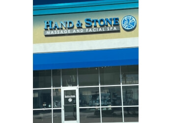 Huntsville massage therapy Hand and Stone Massage and Facial Spa