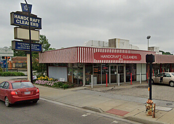 Akron dry cleaner Handcraft Cleaners