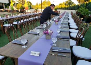 Santa Clara caterer Handheld Catering and Events