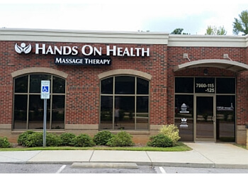 Cary massage therapy Hands On Health
