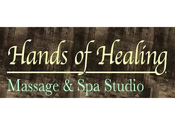 Hayward spa Hands of Healing