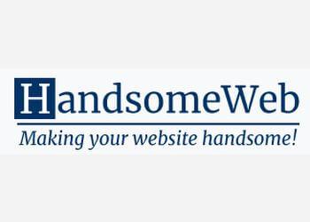 Arlington web designer HandsomeWeb LLC