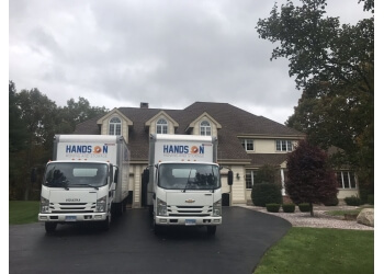 New Haven moving company Hands on Moving, LLC