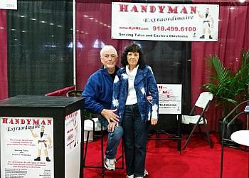 Tulsa handyman Handyman Extraordinaire