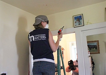 Denver handyman Handyman Matters