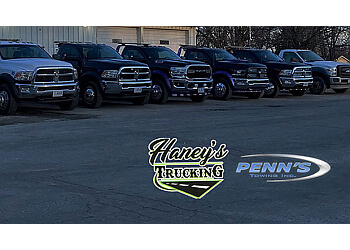 Kansas City towing company Haney's Trucking and Tow Services