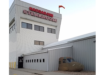 Wichita steak house Hangar One Steakhouse