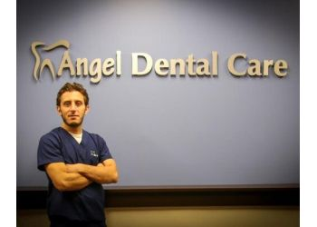 Cleveland cosmetic dentist Hani Ashqar, DDS - Angel Dental Care