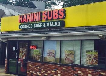 Akron sandwich shop Hanini Subs