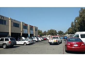 Sunnyvale car repair shop Hank Auto Repair