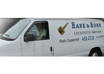 Lowell locksmith Hank & Sons Locksmith Service